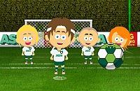 Speel nu het nieuwe voetbal spelletje Maak een Redding
