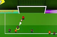 Speel nu het nieuwe voetbal spelletje Stervoetballer