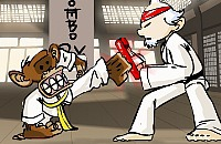 Karate Spelletjes