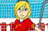 Soccer Wife Dressup