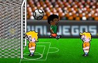 Speel nu het nieuwe voetbal spelletje WK Koppen