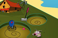 Cartoon Minigolf