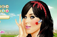 Katy Perry Opmaken
