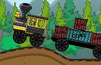 Trem de Carvão 1