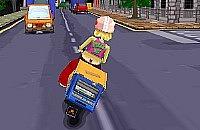 Juegos de Carreras de Ciclomotores