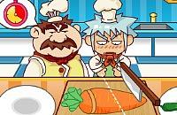 Aprendiz de Cozinha