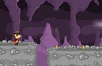 Indiana Jones Cave Run