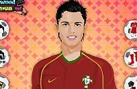 Christiano Ronaldo Aankleden