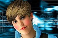 Justin Bieber New Look