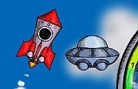 In den Weltraum 1