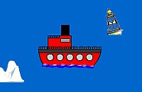 Steam Boat Game