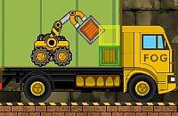 Truck Laden 1