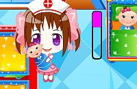 Neue Krankenschwester
