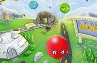 Ballon Stadt