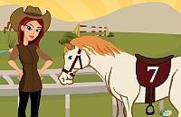 Fazenda de Amigos Cavalo