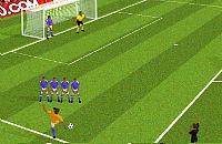 Speel nu het nieuwe voetbal spelletje Addicta Kicks