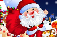 Papai Noel Dress Up