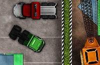 Estacionamento de Caminhões Pesados
