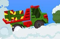 Kerst Vrachtwagen