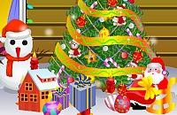 Bela Árvore de Natal