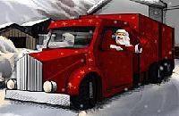 Kerst Vrachtwagen Parkeren