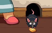 Schlag der Ratte
