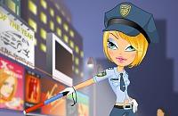 Traffic Cop Dressup