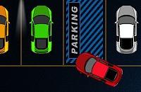 Meia-noite Estacionamento