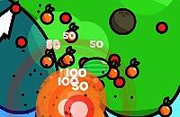 Wassermelone Bombe