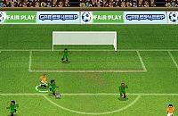 Speel nu het nieuwe voetbal spelletje De Kampioenen 3D