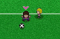 Speel nu het nieuwe voetbal spelletje Sexy Voetbal