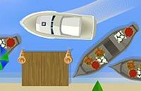Park mein Boot