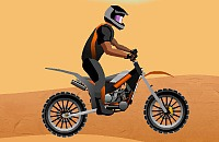 Dirt Bike Sahara