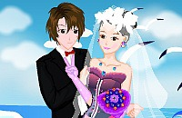 Hochzeit am Strand