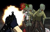 Zombie Käfig