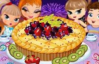 Amerikanische Apfelkuchen