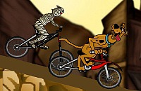New Game: Scooby BMX Action