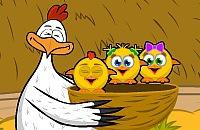 Rettung eines Huhn 1