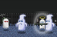 Fantômes et des Grenades