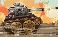 Zombie Tank Gevecht
