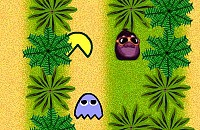 Pacman in de Jungle