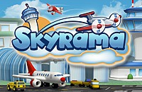 Speel het nieuwe spelletje: Skyrama