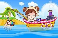 Pêche Reine Sue