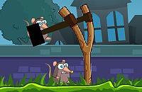 Grappige Ratten