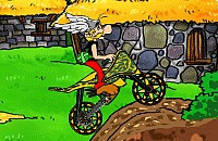 Asterix & Obelix Bike
