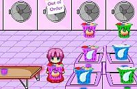 Wäscherei Wahnsinn