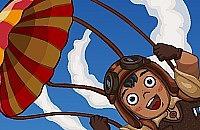 Fallschirm Spiele