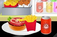 Jantar Burger