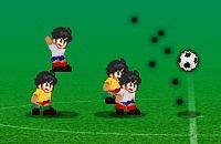 Speel nu het nieuwe voetbal spelletje Micro Soccer Football