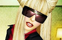 Lady Gaga Makeover 1